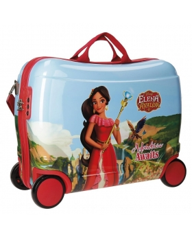 Maleta correpasillos Disney Elena de Avalor Adventure | Maletia.com