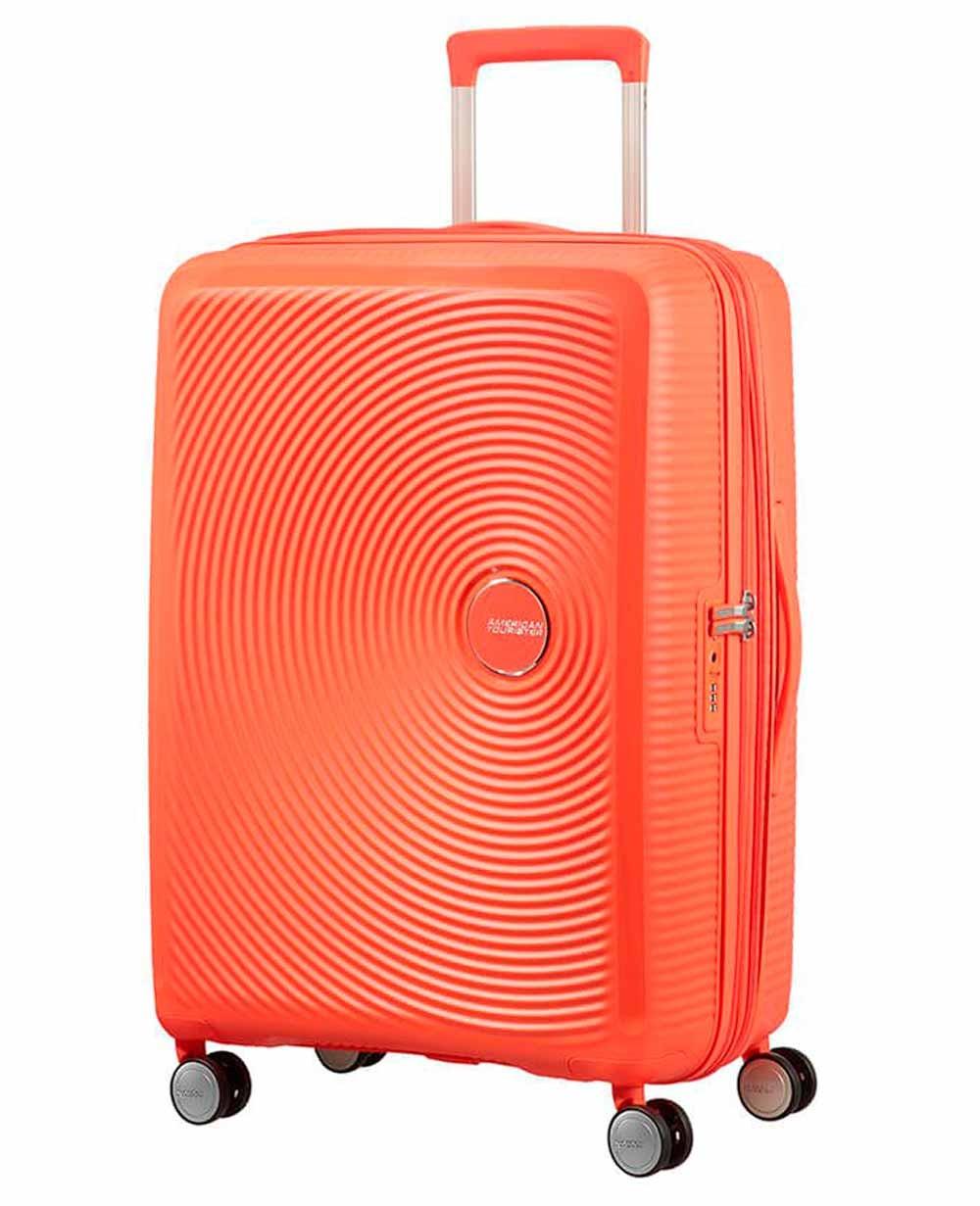 American Tourister Soundbox Maleta mediana Naranja (Foto )