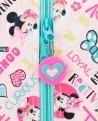 Minnie Happy Helpers 3D Mochila preescolar Rosa (Foto 5)