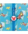Mickey Roadster Mochila preescolar Azul (Foto 4)
