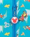 Mickey Roadster Mochila preescolar Azul (Foto 3)
