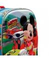 Mickey Roadster 3D Mochila preescolar Azul (Foto 8)
