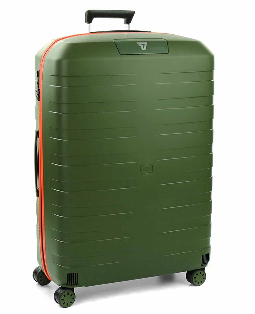 Roncato Box 2.0 Maleta grande Verde/Naranja (Foto )