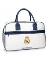 Real Madrid Leyenda Bolsa de Viaje Blanca (Foto 5)