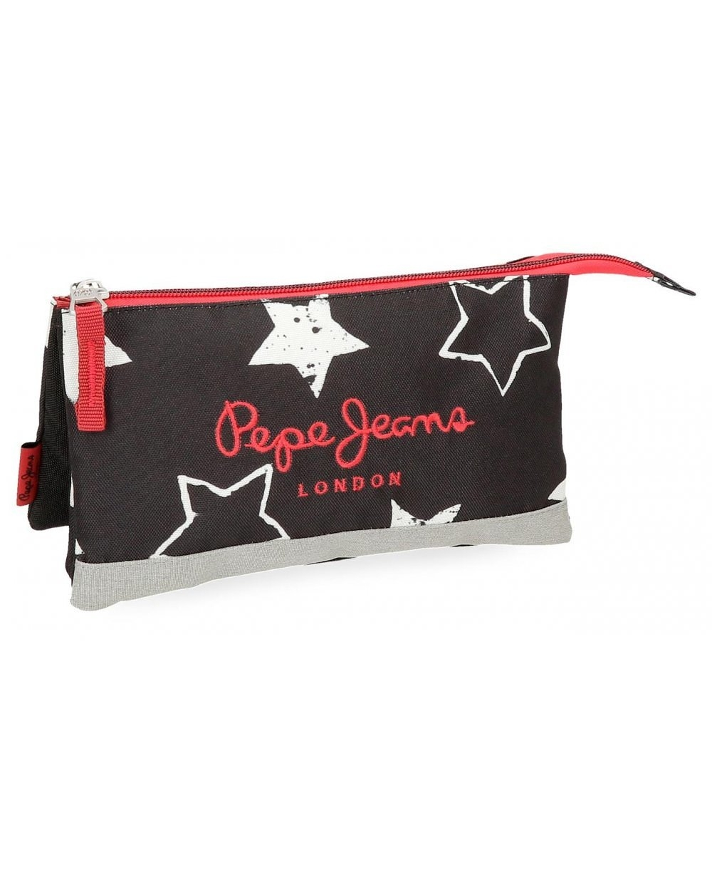 Pepe Jeans Jessa Estuche Negro (Foto )