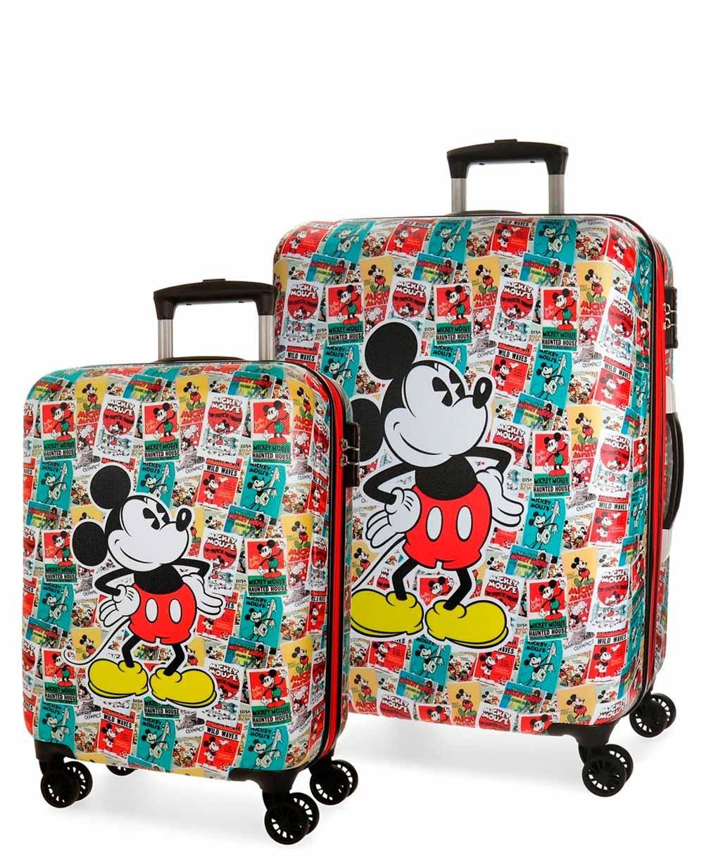 Disney Mickey Posters Juego Multicolor (Foto )