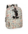 Disney Mickey True Mochila adaptable Blanca (Foto 1)