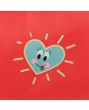 Minnie Stickers Mochila preescolar Rosa (Foto 3)