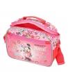 Minnie Stickers Neceser con bandolera Rosa (Foto 8)