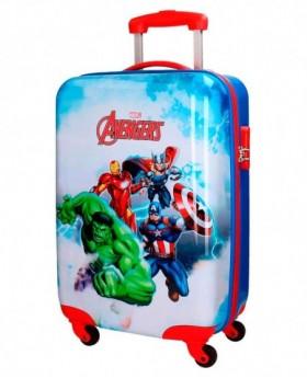 Marvel Avengers Clouds Maleta de mano Azul 0