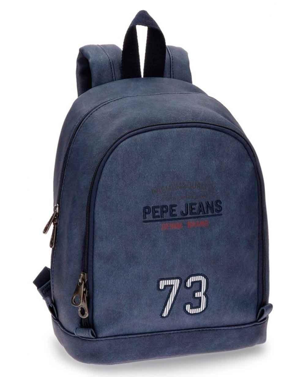 Pepe Jeans Jack Mochila de día Azul (Foto )
