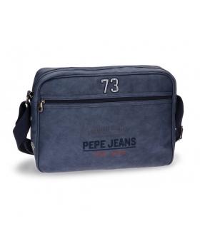 Carterón Pepe Jeans Jack Azul - 38cm | Maletia.com