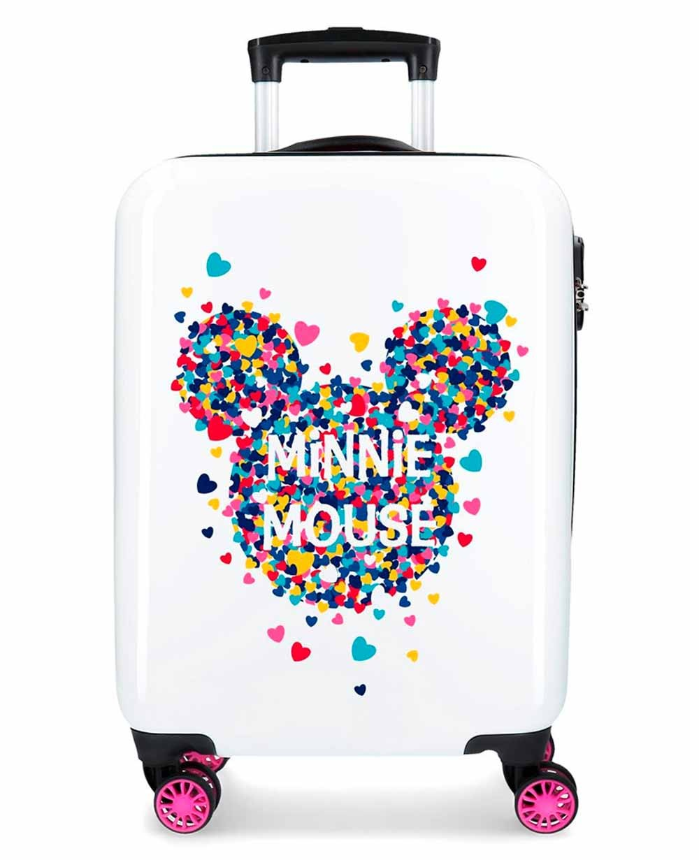Minnie Magic Maleta de mano Blanca (Foto )