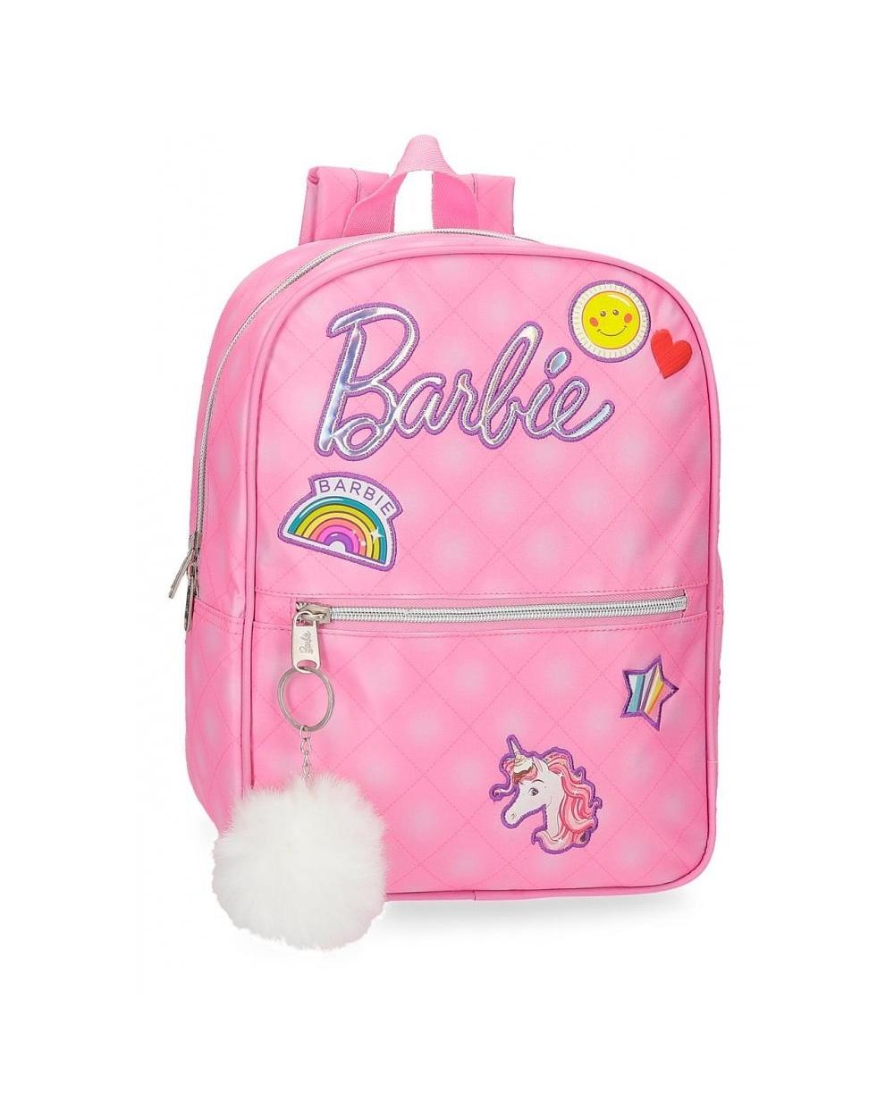 Barbie Fashion Mochila de día Rosa (Foto )