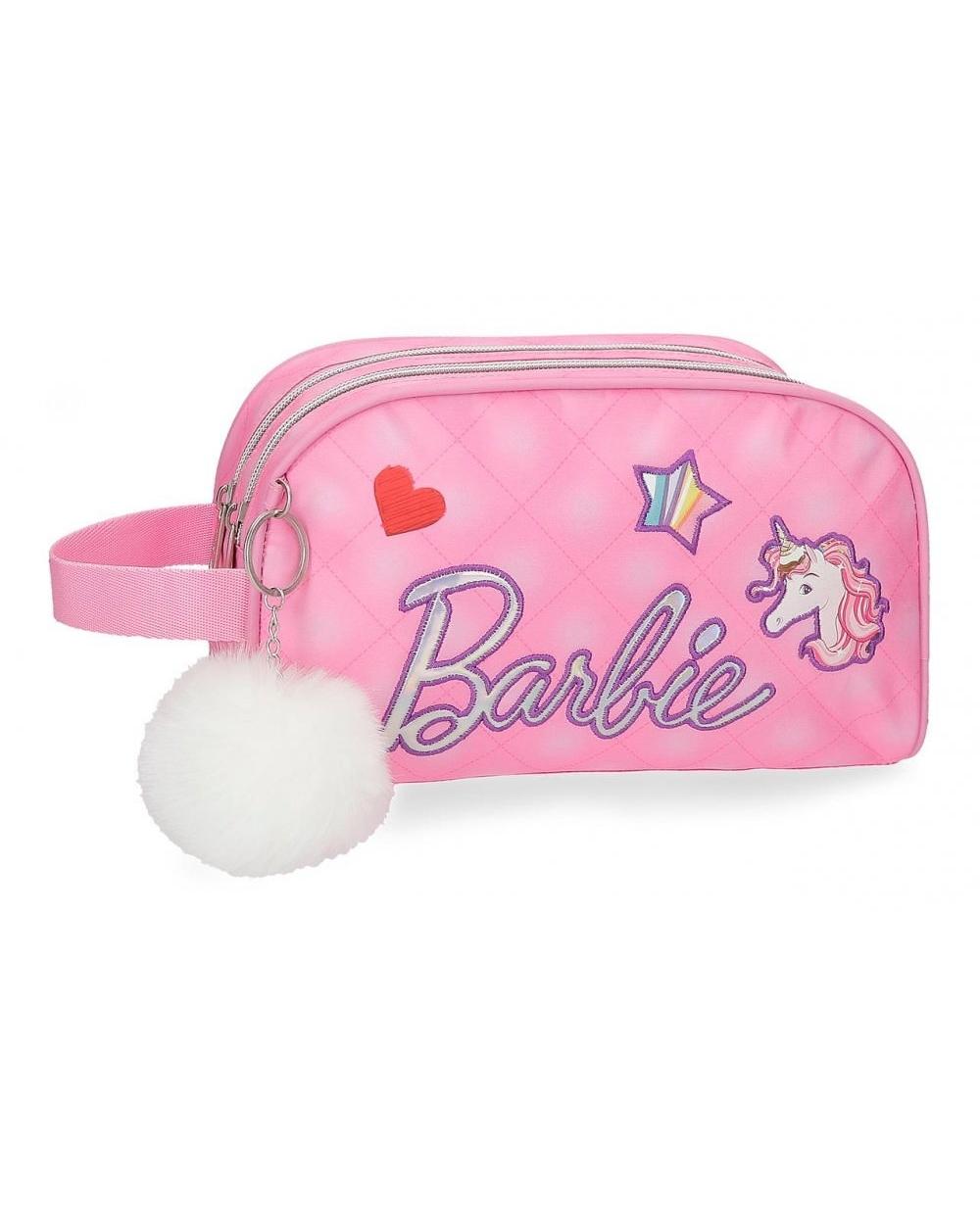 Barbie Fashion Neceser Rosa (Foto )