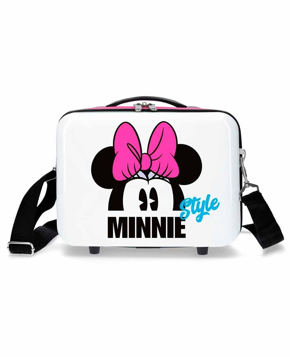 Minnie Style Neceser rígido Blanco (Foto )