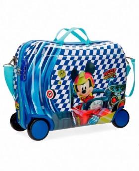 Disney Mickey Race Correpasillos Azul 0