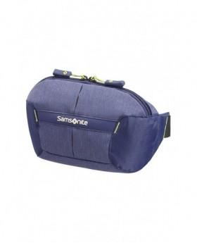 Riñonera SamsoniteRewind Azul - 24cm | Maletia.com