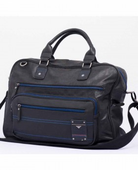 Bolsa de Viaje Privata Switch Negra - 38cm | Maletia.com