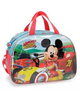 Disney Mickey Roadster Bolsa de viaje Azul 0
