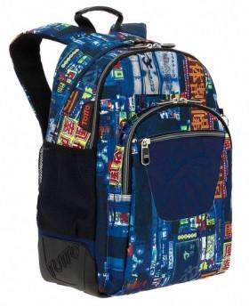 Totto Crayoles Mochila Azul 0