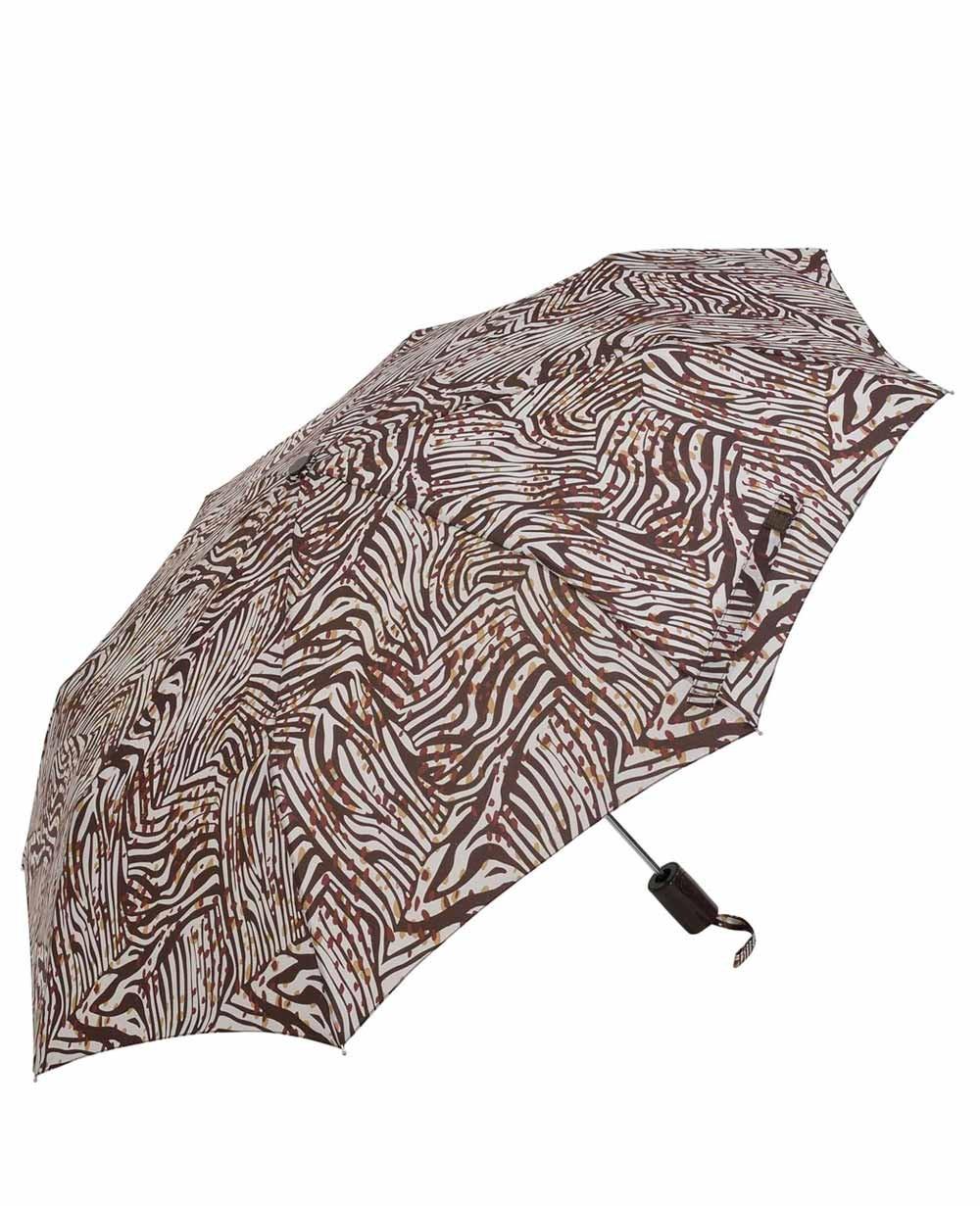 C-Collection Paraguas plegable automático Estampado (Foto )