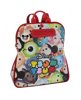 Disney Tsum Tsum mochila de día Blanca