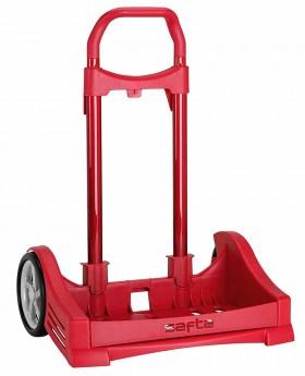 Safta Evolution Plataforma Universal Rojo - 85cm | Maletia.com
