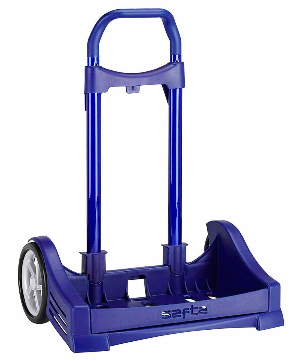Safta Plataforma Universal Carro Azul Marino (Foto )