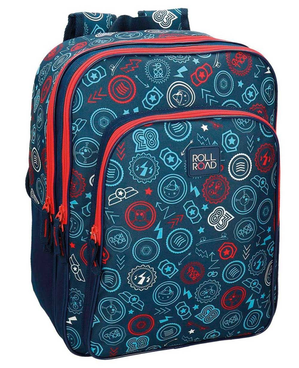 Roll Road Go Mochila adaptable Azul 0