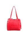 Totto Bolso shopper mujer Rojo (Foto 6)