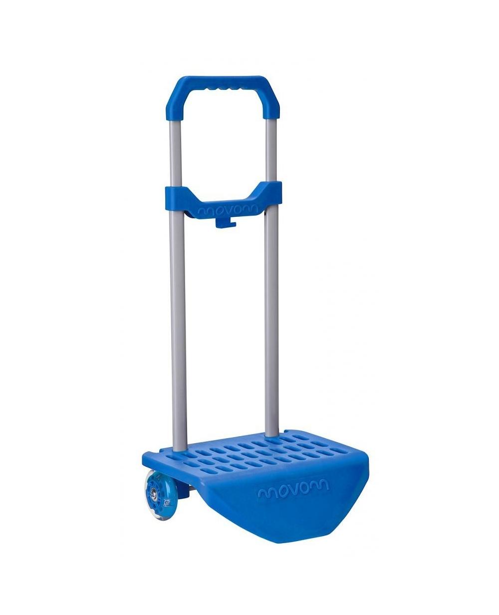 Movom Plataforma Universal Carro Azul (Foto )