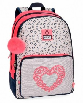 Enso Heart Mochila adaptable Blanca 0