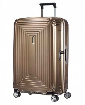 Samsonite Neopulse Maleta mediana Dorado 0