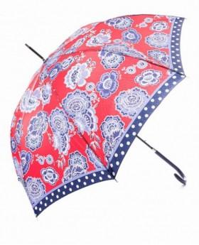 Pierre Cardin Paraguas largo automático Estampado 0