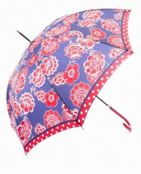 Paraguas Pierre Cardin Largo Estampado - 91cm | Maletia.com