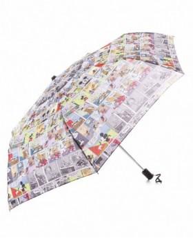 Paraguas Disney Minnie Plegable automático - 53cm | Maletia.com