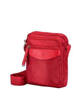 Totto Bolso bandolera mujer Rojo - 1