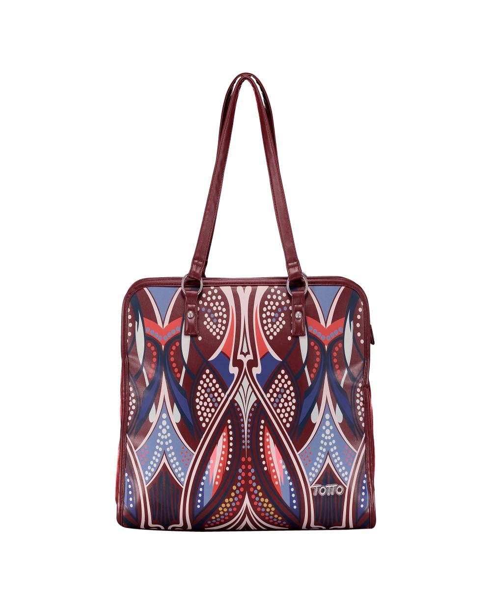 Totto Bolso shopper mujer Marron (Foto )