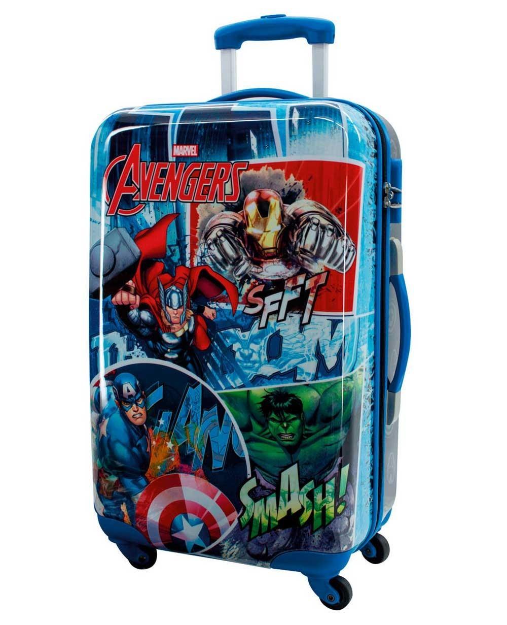 Marvel Avengers Street Maleta mediana Azul