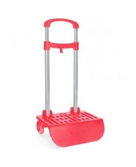 Movom Carro Escolar  Plegable Coral Rosa - 1