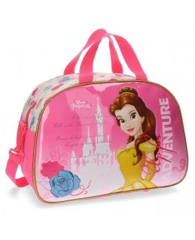 La Bella y La Bestia Bolsa de viaje Bella Disney Multicolor - 1