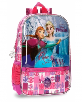 Frozen Mochila preescolar  Magic  Multicolor - 1