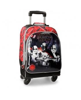 Star Wars Mochila con ruedas  VIII 4R Multicolor - 1