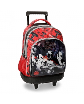 Star Wars Mochila con ruedas  VIII 2R Multicolor - 1