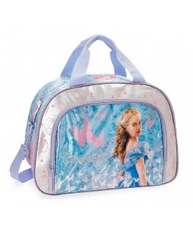 Princesas Bolsa de viaje Cinderella azul Multicolor - 1