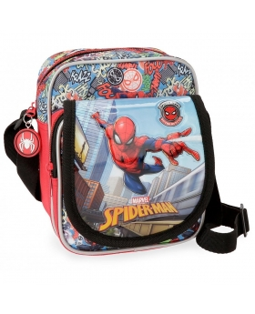 Spider-Man Bandolera niño Spiderman Grafiti Multicolor - 1