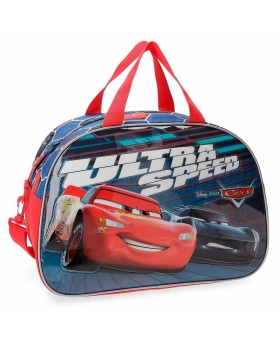 Bolsa de viaje  Ultra Speed  Cars Multicolor 40cm | Maletia.com