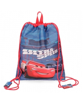 Cars Bolsa de la merienda  Ultra Speed Multicolor - 1