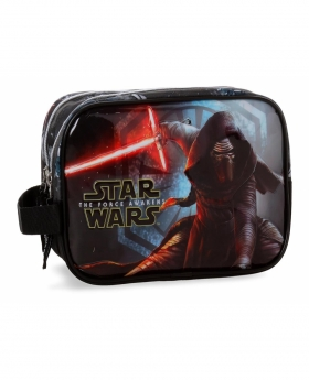 Star Wars Neceser dos compartimentos  The Force Awakens Negro - 1
